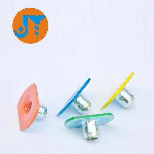 广州烤漆T型螺帽M5牙